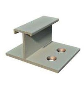sistema de fijación de aluminio