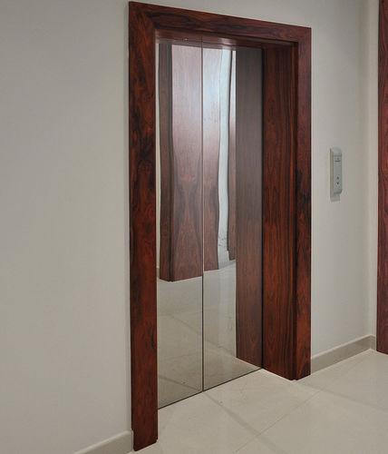 sistema corredizo oculto para puerta corredera