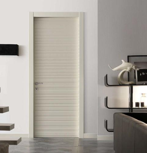 puerta de interior / abatible / corredera / de madera maciza