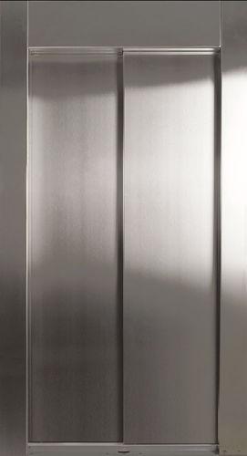 puerta de ascensor de metal