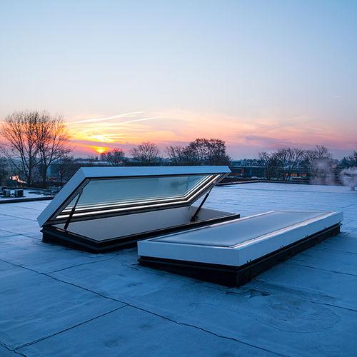 trampilla de inspección para techo