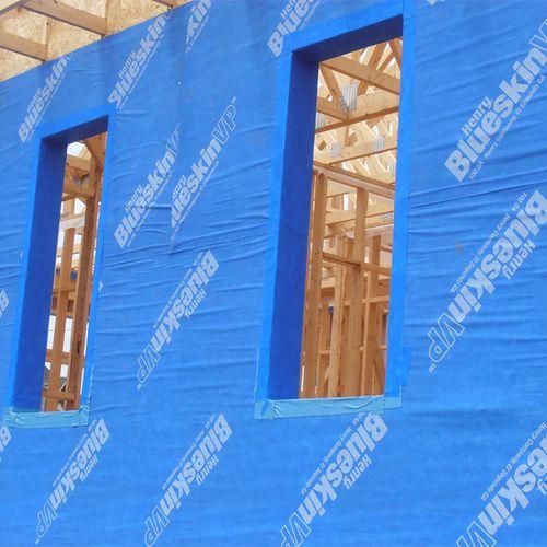 membrana impermeabilizante de protección / para fachada / para puerta / para ventana