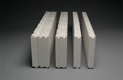 bloque de encofrado de poliestireno expandido EPS
