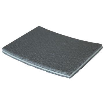 aislante acústico / de poliolefina / para techado / de pared