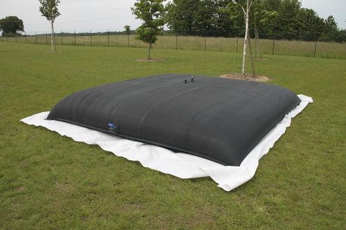 tanque flexible / prefabricado / de agua de lluvia / de almacenamiento de agua