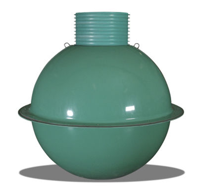 tanque enterrado / de agua de lluvia / de fibra de vidrio