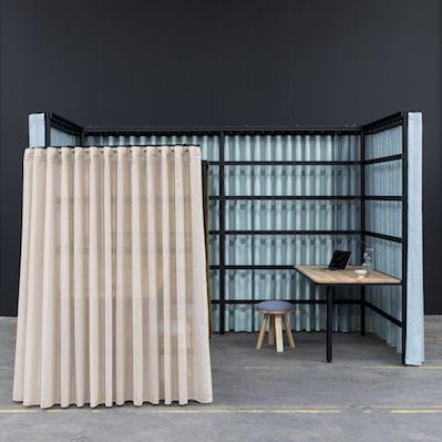 cabina de concentración