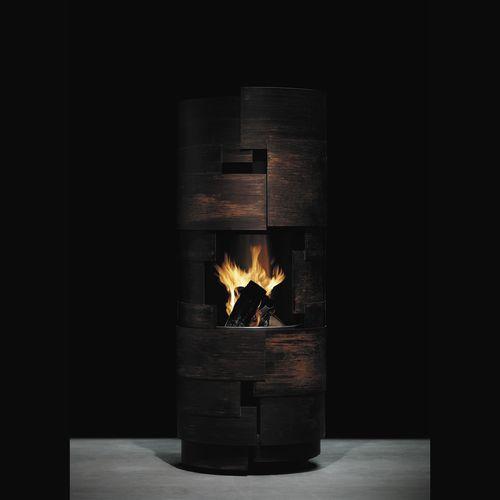 barbacoa de carbón - Glammfire