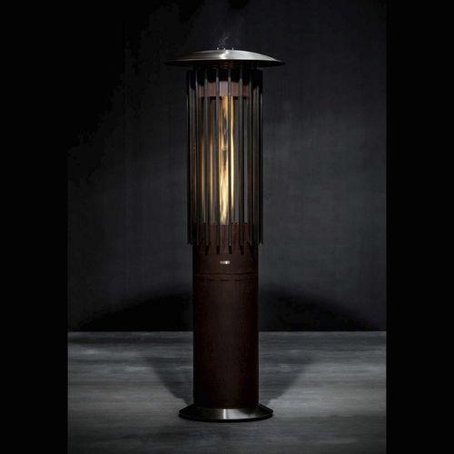 estufa de infrarrojos para exteriores para suelo - Glammfire