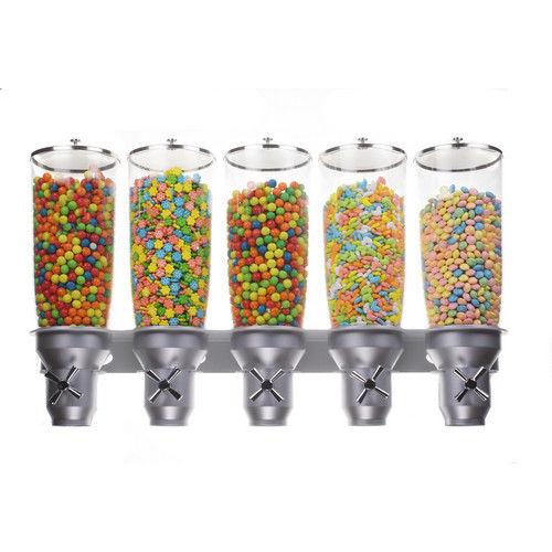 dispensador de caramelos de pared
