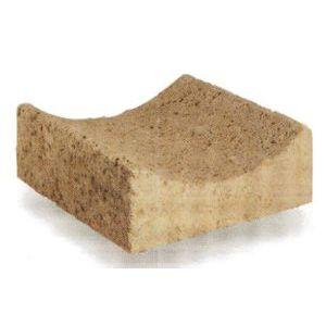 canal de drenaje de piedra / con abertura central / modular / de calle