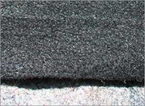 geotextil no tejido / de polipropileno / para drenaje