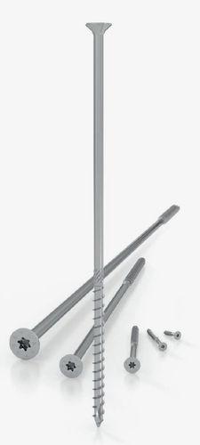 sistema de fijación de acero