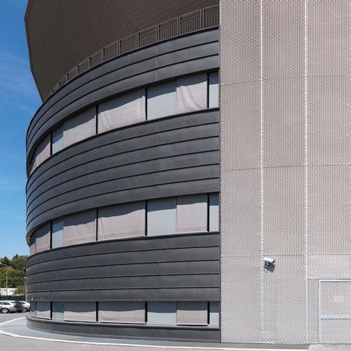 fachada ventilada de cobre