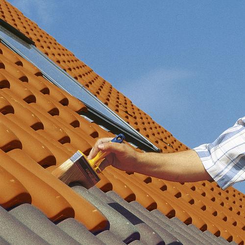 pintura de protección / para techado / para metal / para hormigón