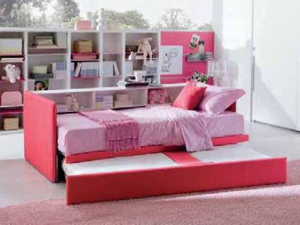 cama nido / moderna / para niños / para niña