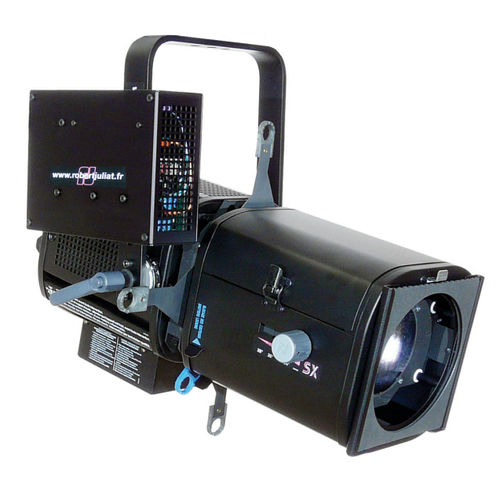 proyector elipsoidal con lámparas descarga