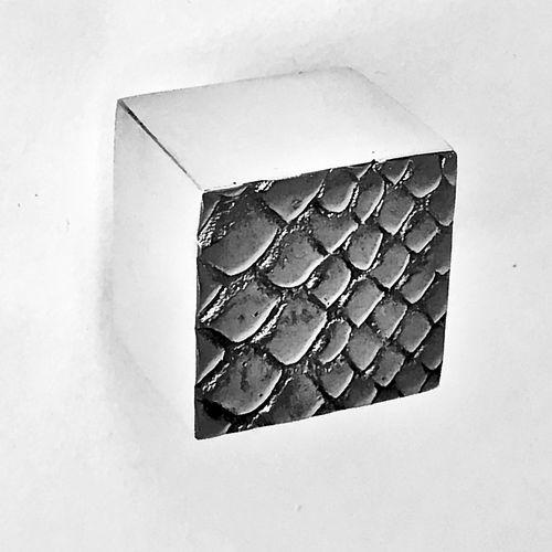 tirador para mueble de aluminio / de bronce / de latón