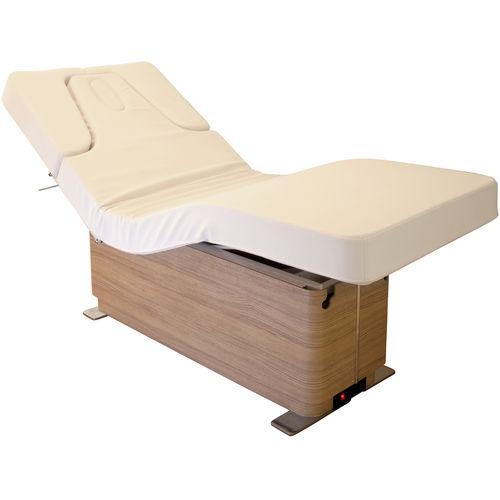 mesa de masaje eléctrica / con altura regulable / para el sector servicios