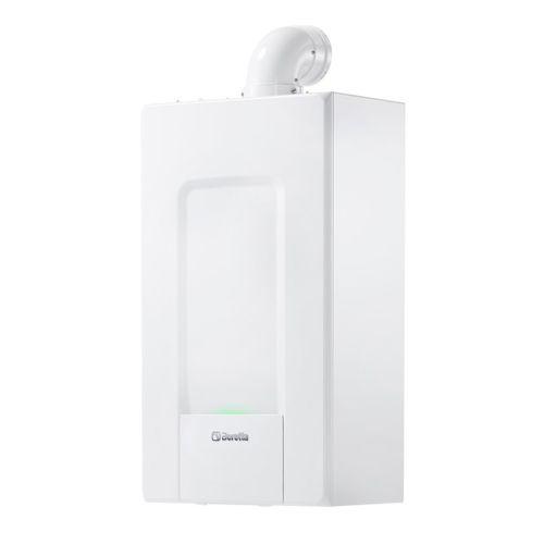 caldera de gas / de pared / residencial / de exterior