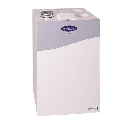 unidad de ventilación termodinámico / centralizada / residencial