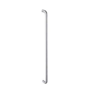 tirador de puerta para puerta / de acero inoxidable / contemporáneo