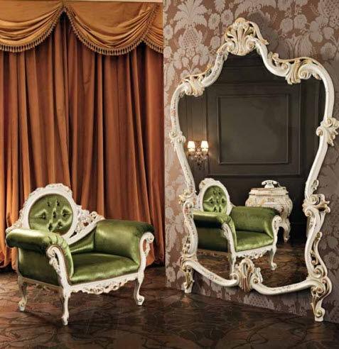 sillón de estilo