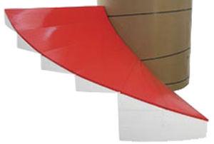 encofrado circular / de poliestireno expandido / para escalera