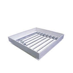 trampilla de ventilación de acero galvanizado