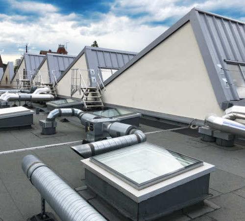 claraboya para techado