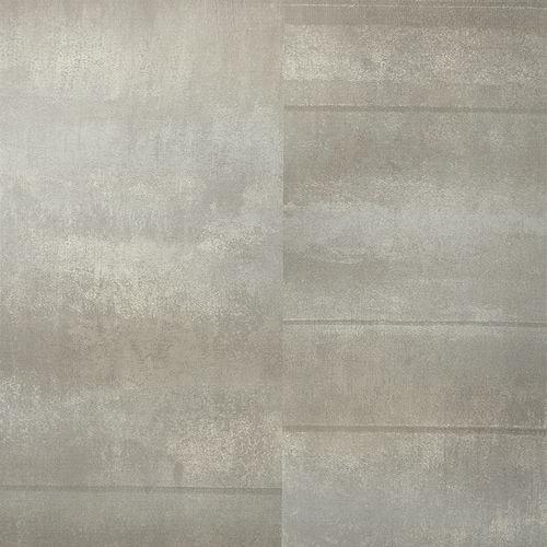 revestimiento de pared de vinilo / para uso residencial / liso / aspecto hormigón