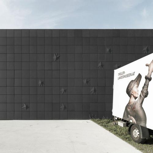 revestimiento de fachada de paneles - Rieder Sales GmbH
