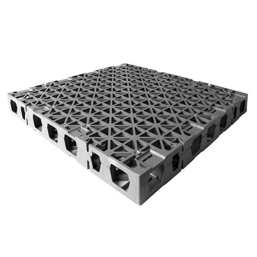 kit para cubierta vegetal de polipropileno - ZinCo GmbH
