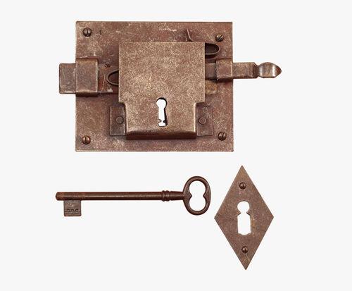 cerradura mecánica