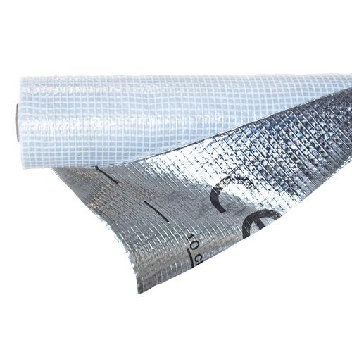 barrera de vapor aluminio