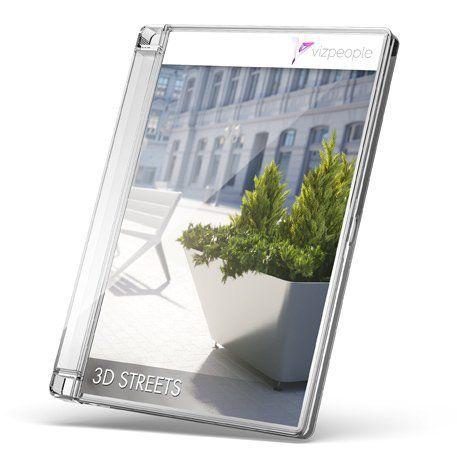 librería de objetos 2D/3D