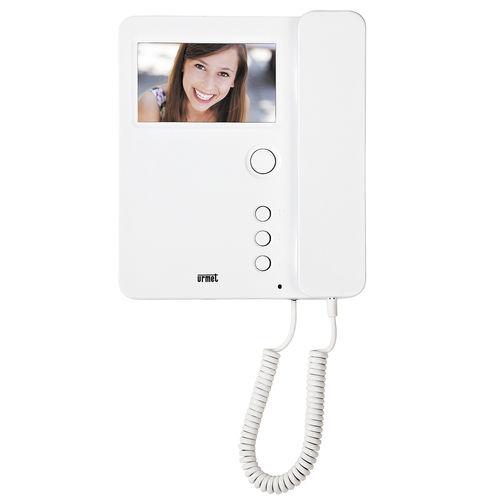 videoportero con pantalla a color - urmet