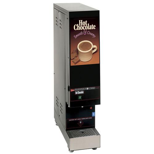 dispensador de chocolate caliente
