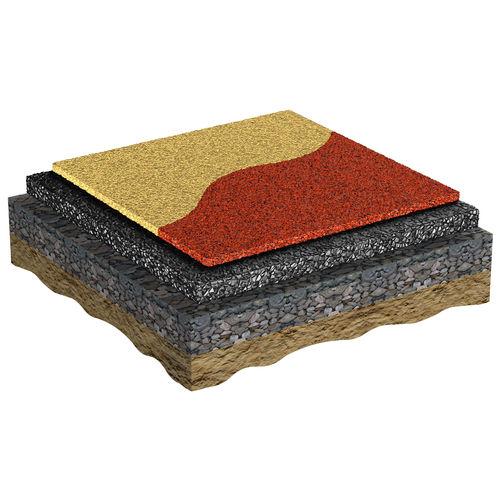 revestimiento de suelo sintético - REGUPOL BSW GmbH