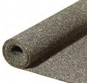 capa de aislamiento acústico en rollo