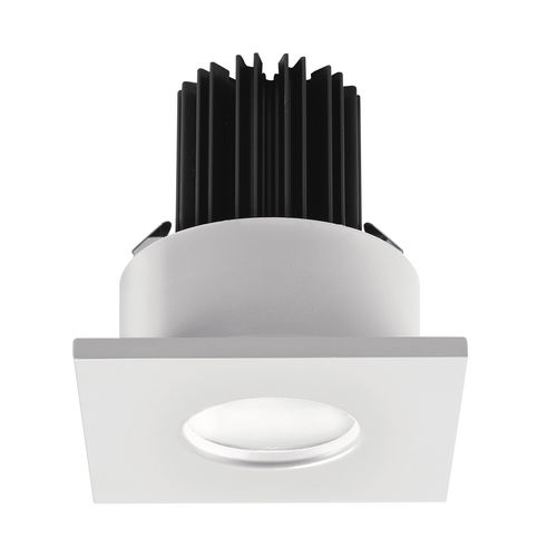 downlight empotrable / de baño / para exterior / LED