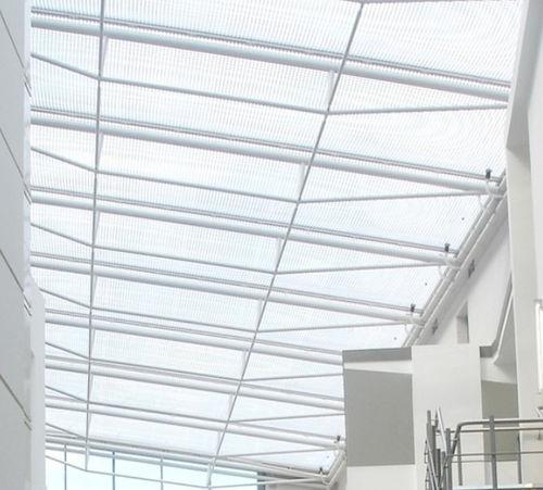 sistema de tejado de perfiles metálicos