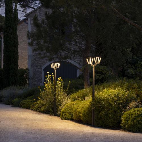 farola de jardín