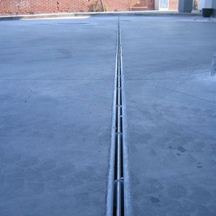 canal de drenaje de acero galvanizado
