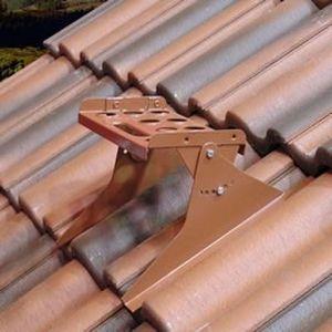 pasarela de mantenimiento de metal