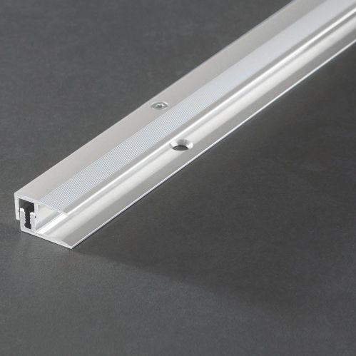perfil de acabado de aluminio anodizado
