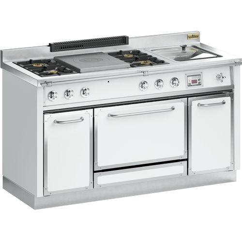 cocina con horno eléctrica
