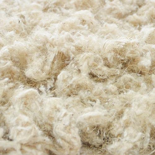 aislante termoacústico / de algodón reciclado / de cáñamo / para forjado