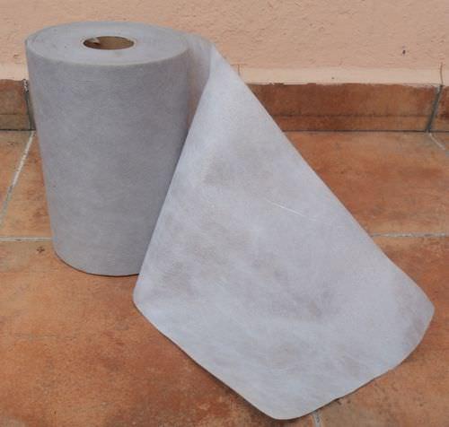 membrana impermeabilizante para muro de carga