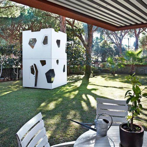 casa de juegos para interior / de jardín / para suelo / estanca